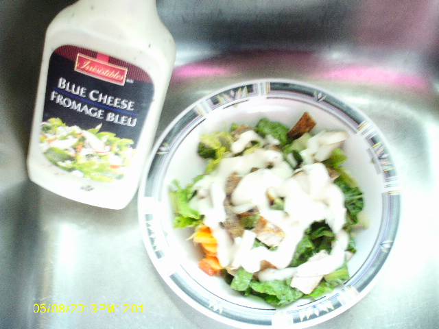 UNHEALTHY CHICKEN SALAD